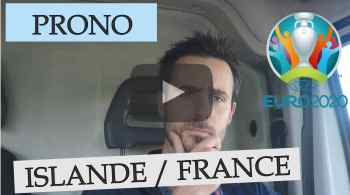 Prono Islande France, Prono euro 2020, paris sportifs, qualification euro 2020, les bleus
