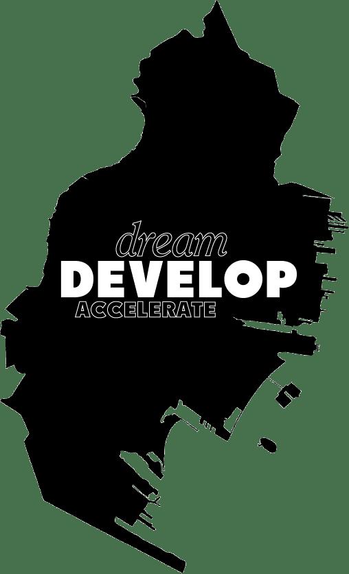 dream develop accelerate