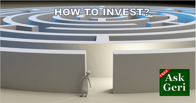 navigating investment maze