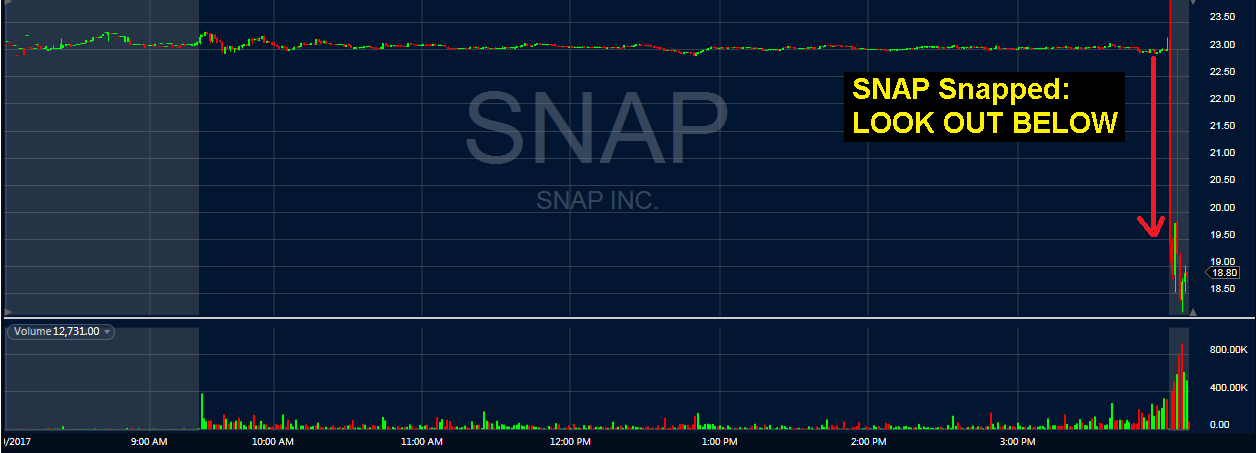Snap ipo case study finance