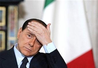 3.2. Лидер крупнейшей в Италии политической партии Сильвио Берлускони