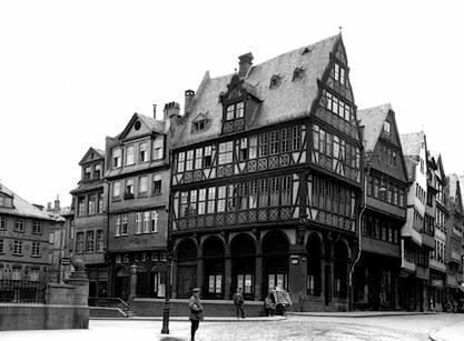 Rothschild House in Frankfurt