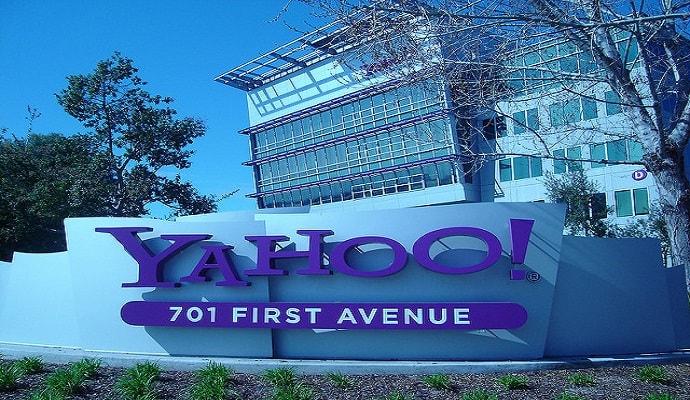 Yahoo Inc Office at 701 Fist Avenue