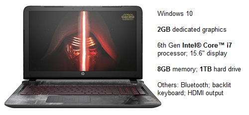 HP cheap gaming laptop for sale