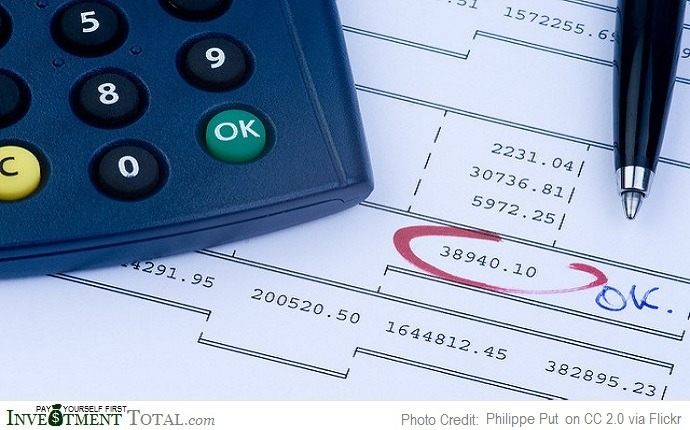 request a bank savings statement of account
