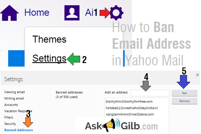 ban-email-address-in-yahoo-mail