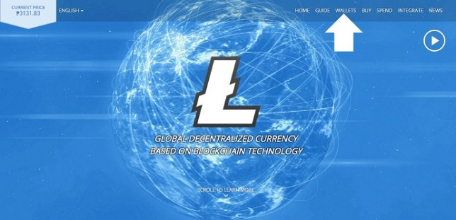 Litecoin Wallet for Computer, Laptop, Tablet or Phone