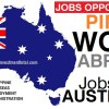 jobs in Australia for Filipinos POEA Approved jobs