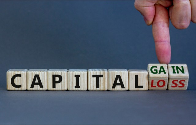 Learn more about capital gains or losses