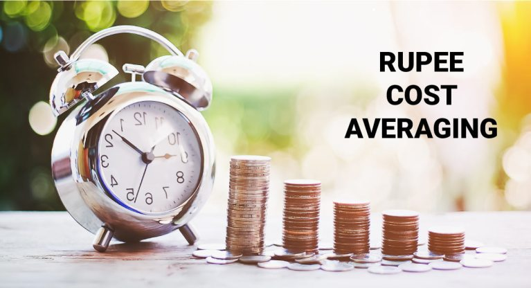 Rupee Cost Averaging Concept Explained