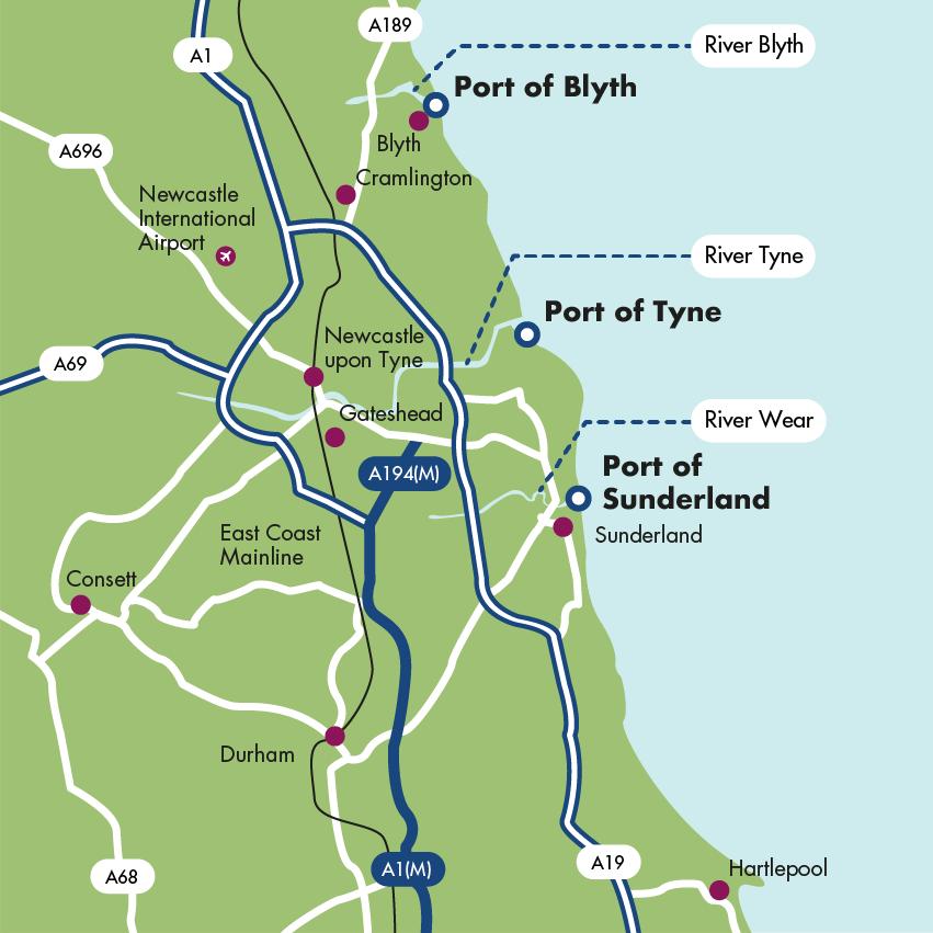 Energy Gateway North East England | North East England ... on ↗  id=80026
