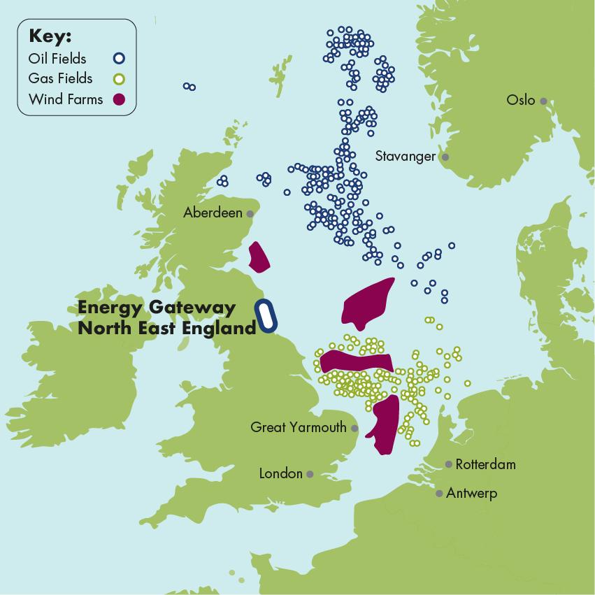 Energy Gateway North East England | North East England ... on ↗  id=41205