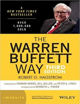 The warren buffett way book review summery