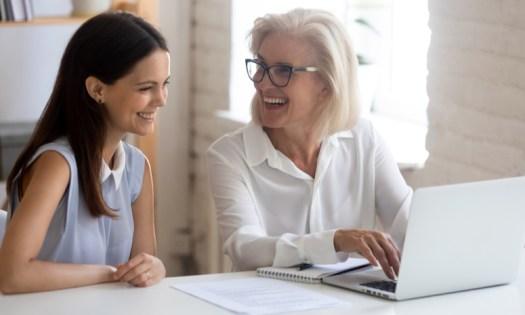 Mentor other Women