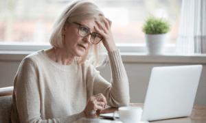 Confused Elderly
