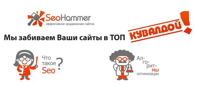 seo hammer