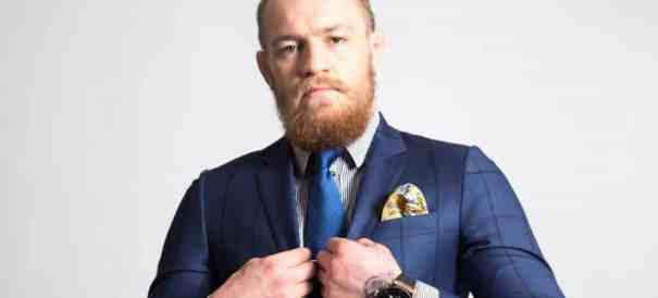 conor mcgregor badass