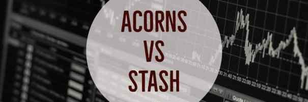 acorns vs stash invest app