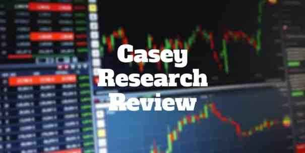 casey research review