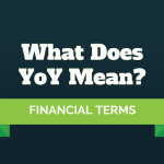 what does yoy mean