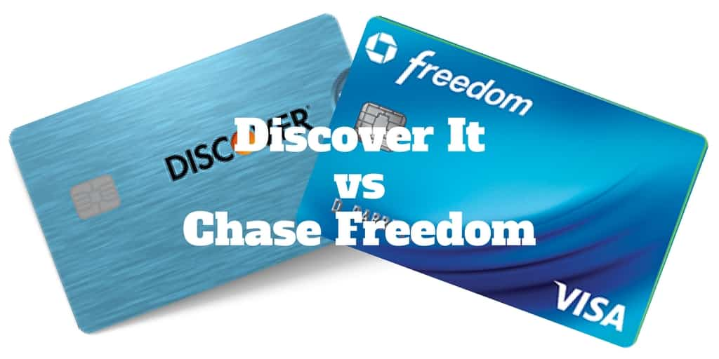 Discover It vs Chase Freedom Review | Investormint