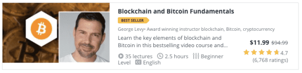 udemy course blockchain and bitcoin fundamentals