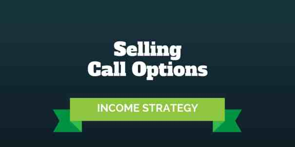 selling call options