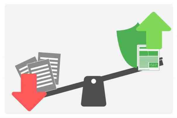 stock insurance seesaw