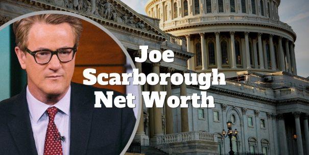 joe scarborough net worth