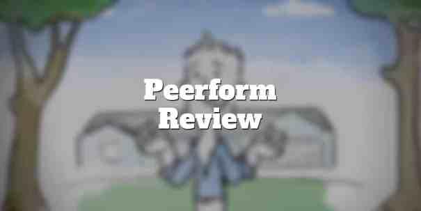 peerform review