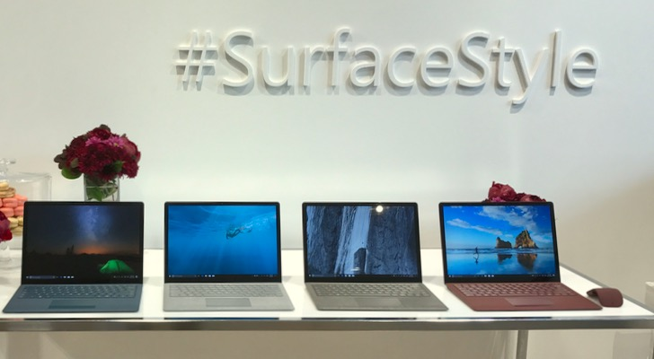 Microsoft Surface Review: Microsoft Corporation (MSFT) Gives Apple Inc. (AAPL) a Run for Its Money
