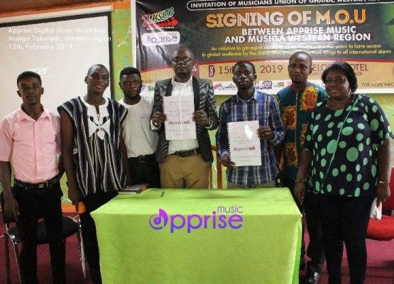 Apprise Digital Music Workshop