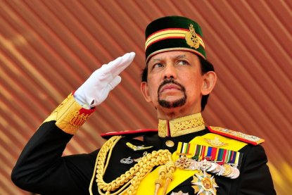 Image result for sultan of brunei