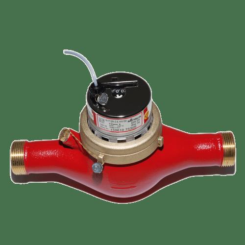 Лічильник гарячої води (сухохід) AN 130 для систем опалення (до 150 °С)