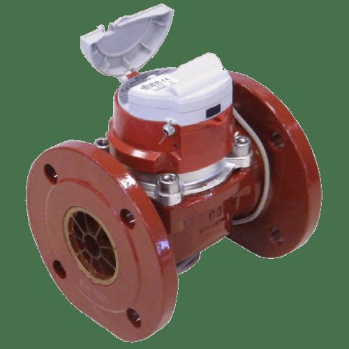 Турбінний лічильник гарячої води MeiStream FS (до 90 °C)