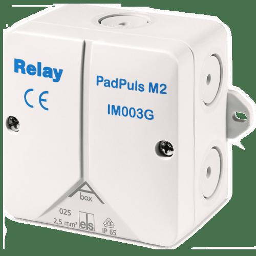 PadPuls M2 - Двухканальный импульсный преобразователь