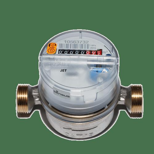 Квартирний одноструменевий лічильник води ResidiaJet