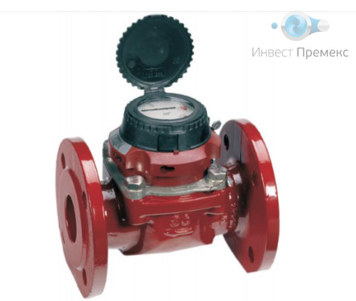 Турбинный счетчик горячей воды Sensus WPD FS