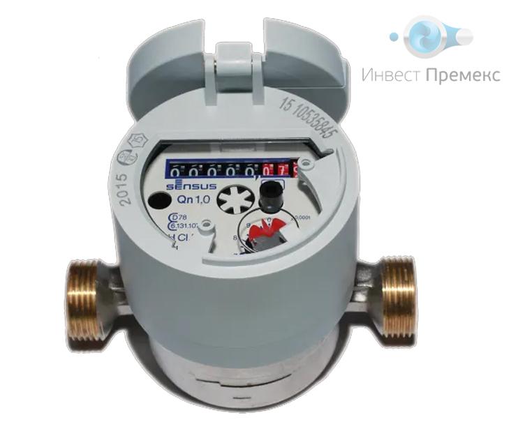 Одноструйный счетчик воды Sensus120