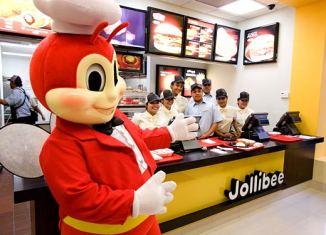 Singapore, China big burger business for Jollibee