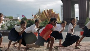 Cambodia Gangnam