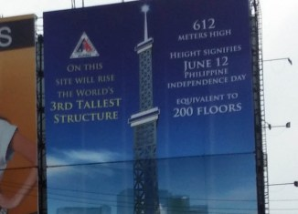 Quezon City aims to open super-tall tower by 2019