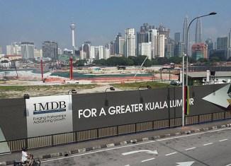 Malaysia's debt-ridden 1MDB fund under central bank scrutiny