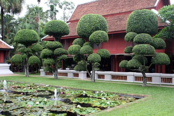 Baan Khampun'S lotus pond © Arno Maierbrugger