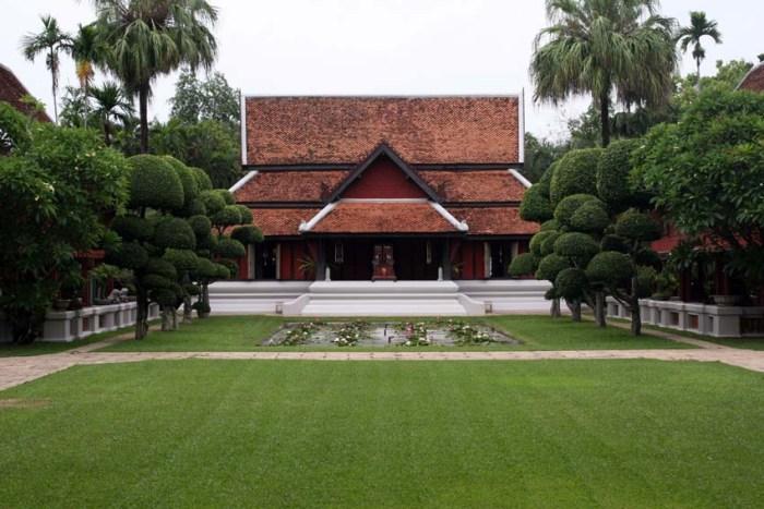 Old mansion: Baan Khampun, Obon Ratchathani © Arno Maierbrugger