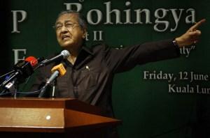 Dr M Rohingya