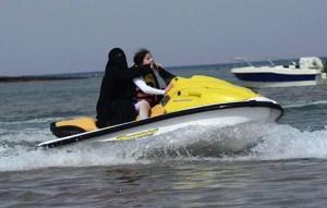 halal tourism speedboat