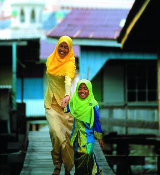 people of brunei