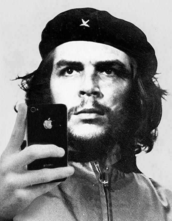 Che selfie4