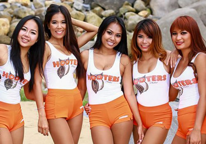Hooters Thaiand